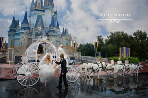 Wedding In Disneyland by Walt Disney World Wedding Tatiana Magical Day
