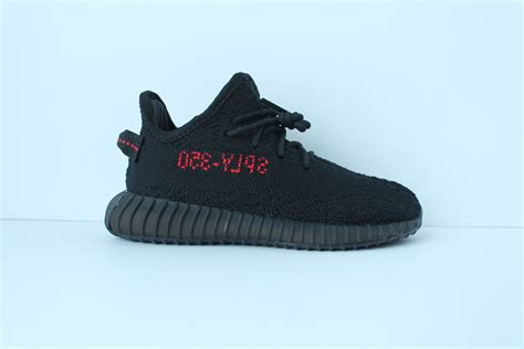 Adidas Yeezy 350 V2 Infant Bred authentkicks infant adidas yeezy boost 350 v2