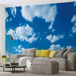 Jumbo Wall Murals Giant Size Wall Mural Wallpapers Blue Sky
