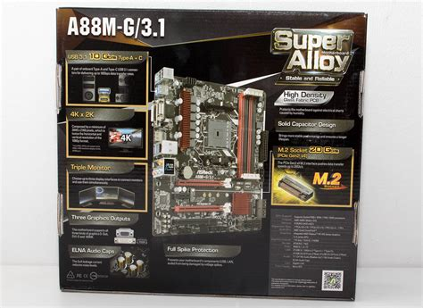 Asrock A88m G 3 1 pc ekspert hardware ezine asrock a88m g 3 1 test