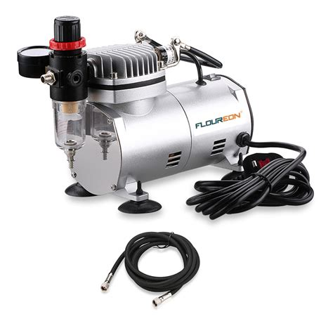 spray paint compressor singlecylinder piston airbrush compressor air brush paint