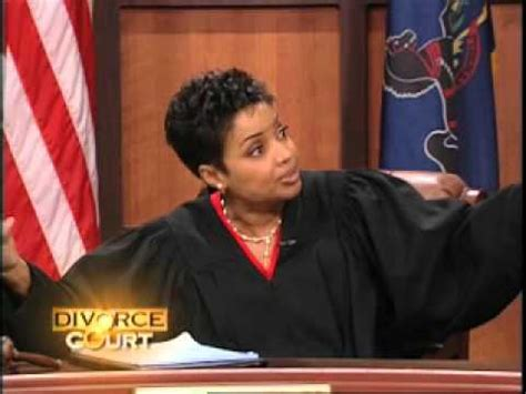To Host Court Tv Show by Decline Of Manhood According To Judge Toler Of