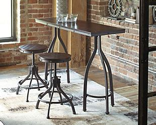 challiman counter height table challiman dining room bar height table furniture