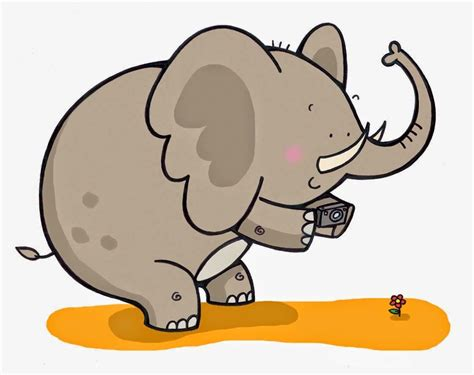 wallpaper kartun lucu gambar gajah auto design tech