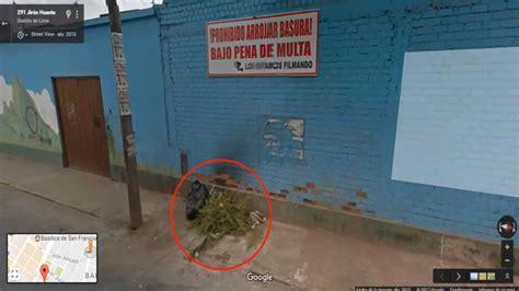 Imagenes Fuertes Google Maps   google maps las 10 situaciones m 225 s raras captadas en