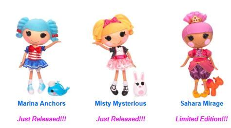 Lalaloopsy Giveaway - lalaloopsy fall releases review giveaway ends 8 10