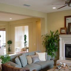 glidden whispering wheat paint living and dining rooms upstairs home colors
