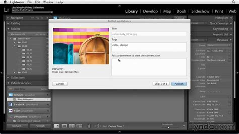 tutorial lightroom 5 video lightroom 5 tutorial publishing photos from lightroom to