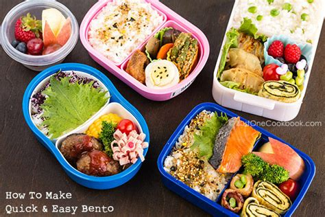 the just bento cookbook 2 make ahead easy healthy lunches to go books how to make bento お弁当の作り方 just one cookbook