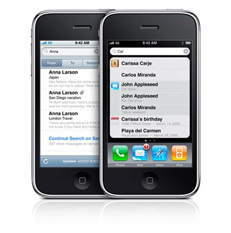Iphone 3gs Release Date by Iphone 3gs Price Release Date And Specs Announced