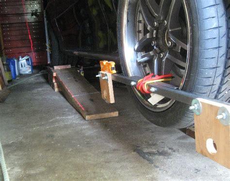 wheel alignment diy diy car alignment tools do it your self
