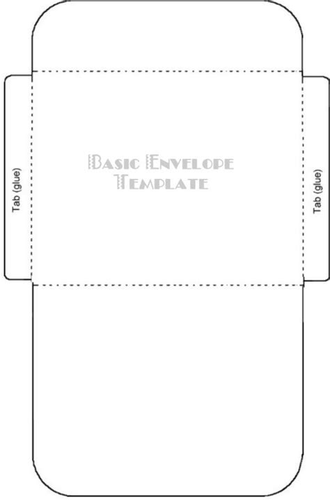 Card And Envelope Template by Free Printable Card Envelope Templates викрійки схеми