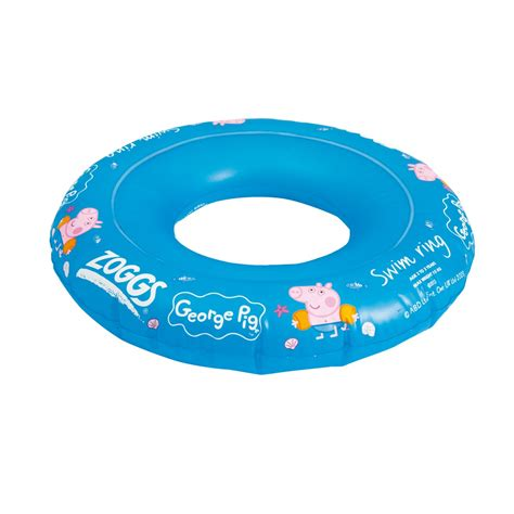 zoggs george pig swim ring