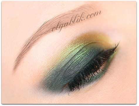tutorial eyeshadow mac mac old gold pressed pigments makeup tutorial olga blik