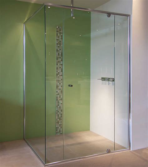 Shower Screens Doors Semi Frameless Shower Screen Geelong Splashbacks Mode