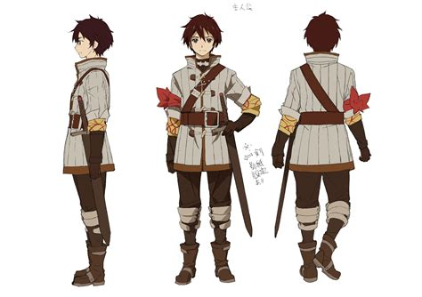 chain chronicle animation character album chain