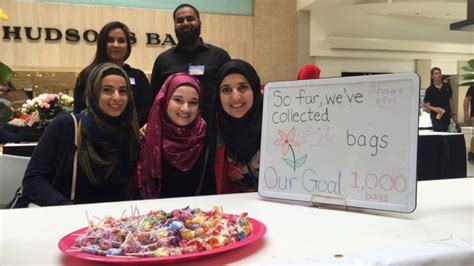 exceed food muslims exceed ramadan food donation goal about islam