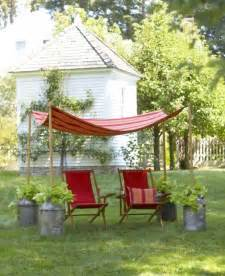 How To Make A Gazebo Canopy by Easy Canopy Ideas To Add More Shade To Your Yard