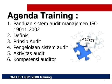 Panduan Audit Sistem Mutu Gilang Pryadi audit