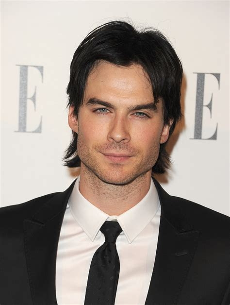 ian somerhalder how oes he do his hair ian somerhalder hairstyle evolution over the years