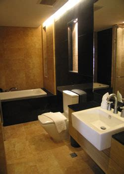 executive bathroom boracay sands hotel travelsmart net