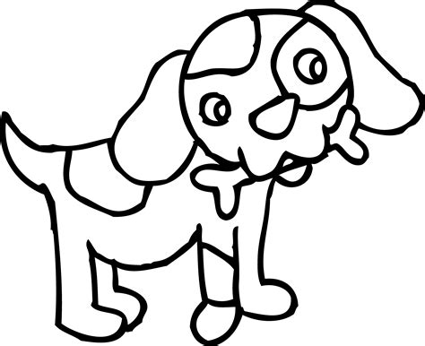 black and white coloring pages of dogs clipart black and white clipart panda free