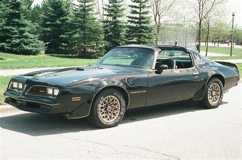 Smokey Trans Am by Smokey And The Bandit Trans Am Fetches 450 000 At Auction
