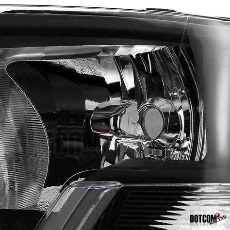 2012 dodge ram 1500 headlights 2009 2012 dodge ram 1500 headlights black 2500