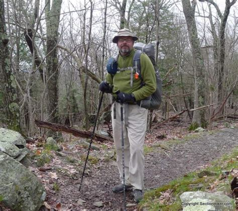 section hiker gear list gear that worked gear that didn t on my appalachian trail