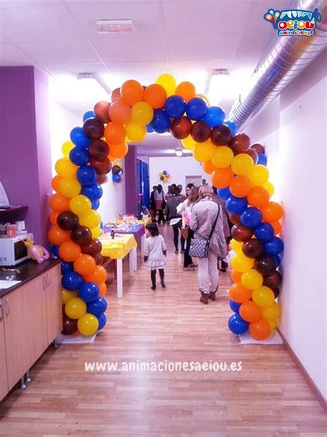 decoracion globos fiestas infantiles cursos gratis de decoraci 243 n para fiestas infantiles con globos