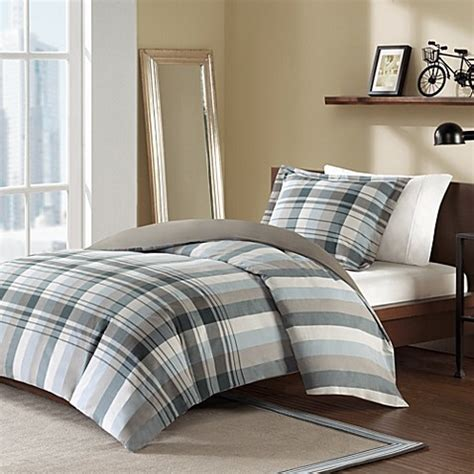 duvet covers bed bath beyond holden grey reversible duvet cover and sham set bed bath