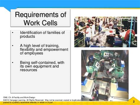 work cell layout work cell layouts
