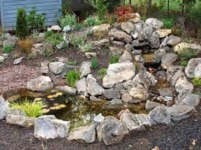 outdoor water feature rock garden designs rock garden designs ideas free vegetable garden