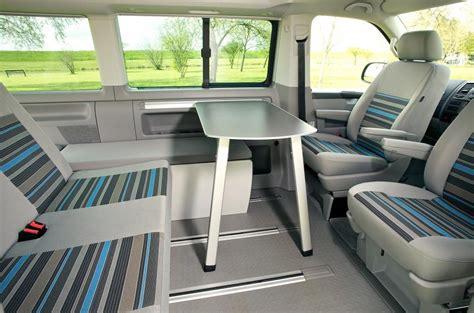 Volkswagen California 2005 2015 interior   Autocar