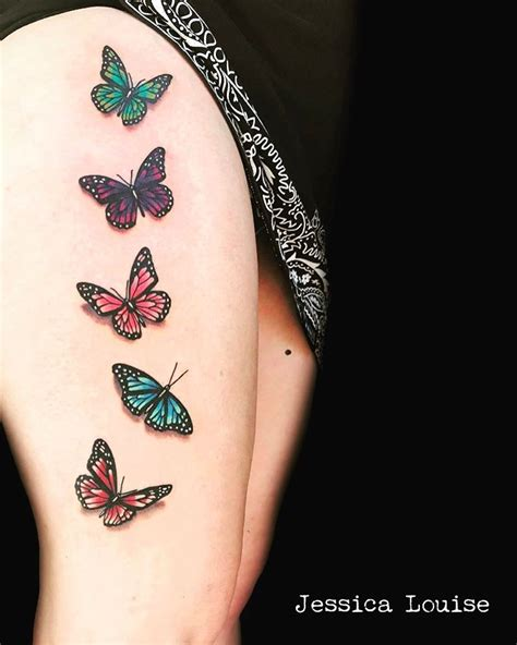 115 best thigh tattoos ideas for women designs