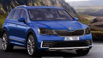 that the new yeti model will be based on the vw s new seat ateca