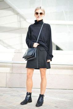 black bootie outfits