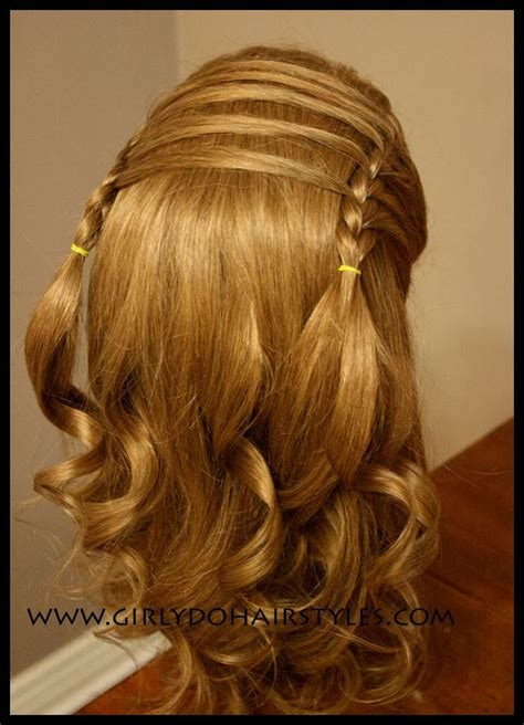 princess hairstyles braided headband with jewels 71 best feather and waterfall braids images on pinterest