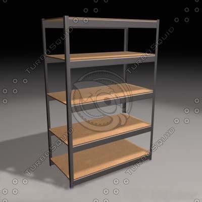 Gorilla Storage Racks by 3d Gorilla Shelves Model