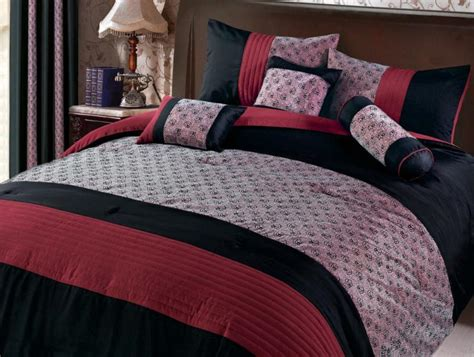 burgundy comforter queen 7 piece queen size comforter set sheer floral burgundy