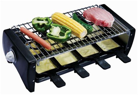 China Raclette Grill (GR 1081)   China Raclette Grill, Raclette Grill for 8 Persons