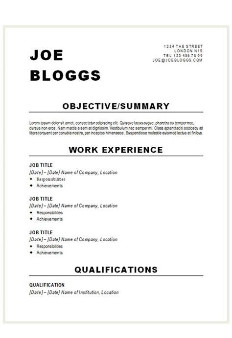 how to set out a resume australia resume ideas