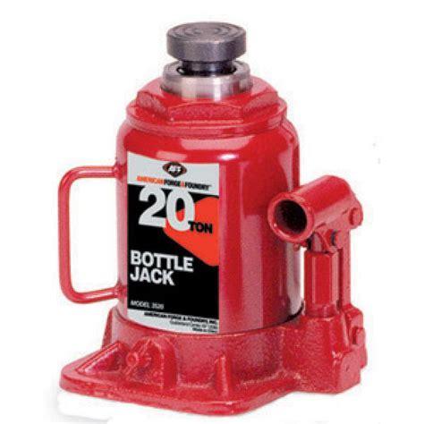 20 ton bottle 20 ton bottle american forge foundry 3520