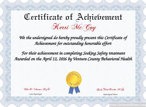 extinguisher certificate template 17 best images about award certificate templates on