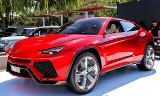 Lamborghini Suv Pictures Lamborghini Urus Suv Makes 650 Horsepower Autotribute