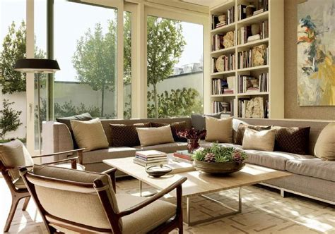 modern cosy living room at home inspiring neutral interiors celebrate decorate