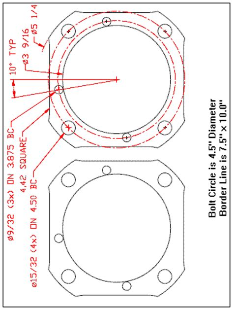 printable gasket templates rear hub paper gasket with template