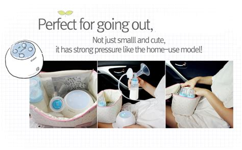 Spectra Baby P0002 M1 Breastpump pumponthego spectra m1 electric breast