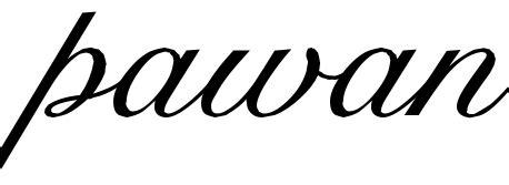 tattoo name pawan quot pawan quot tattoo font download free scetch
