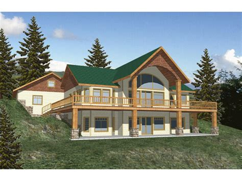 Ranch House Plans With Walkout Basement Walkout Basement Walkout Rancher House Plans